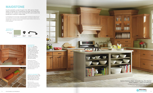 Martha Stewart Kitchen Model Maidstone : Have You Seen The Martha Stewart Living Kitchens Available Exclusively ...