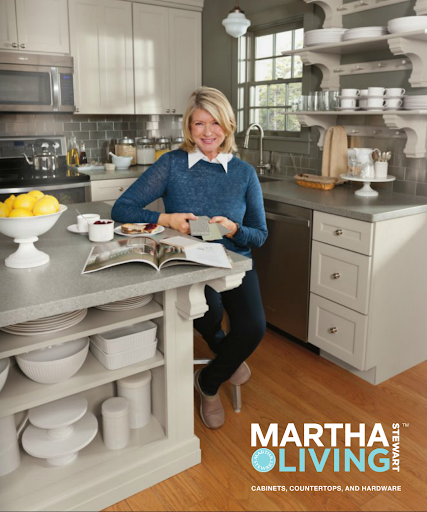 Have You Seen The Martha Stewart Living Kitchens Available