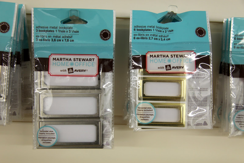 get organized with martha stewart home office supplies! - the
