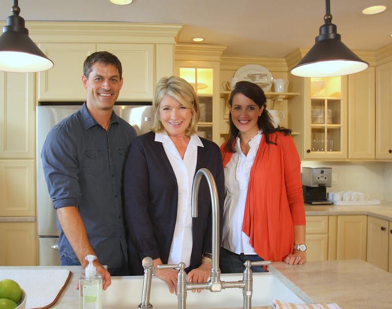Nicole\'s Martha Stewart Living Home Depot Kitchen Makeover 1 Year ...