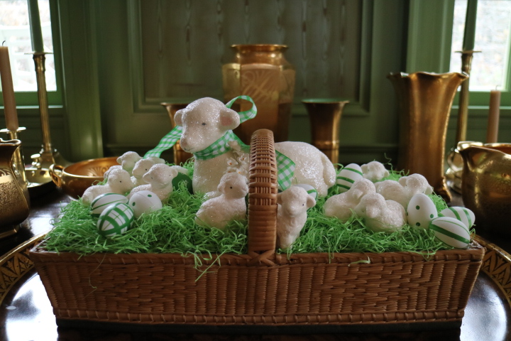 My easter celebration the martha stewart blog 1 this is the beautiful easter negle Image collections