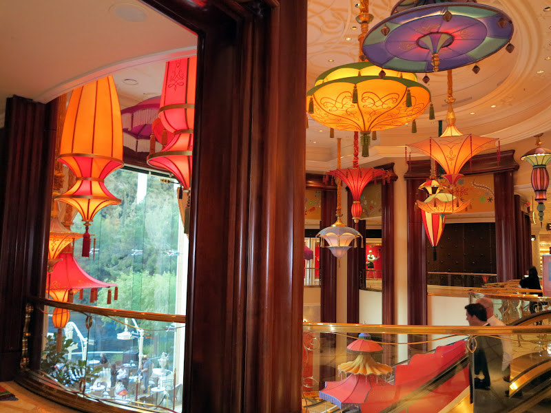 Las Vegas A Great Place For A Wedding The Martha Stewart Blog