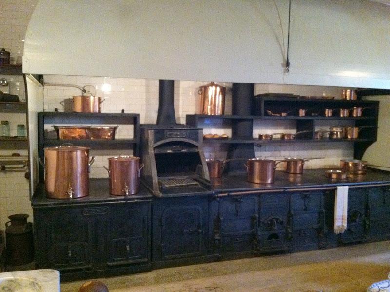 The Elms Rhode Island Kitchen