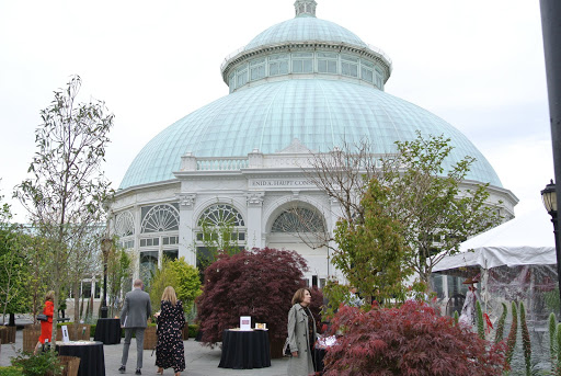 The NYBG's 25th Anniversary Antique Garden Furniture Fair