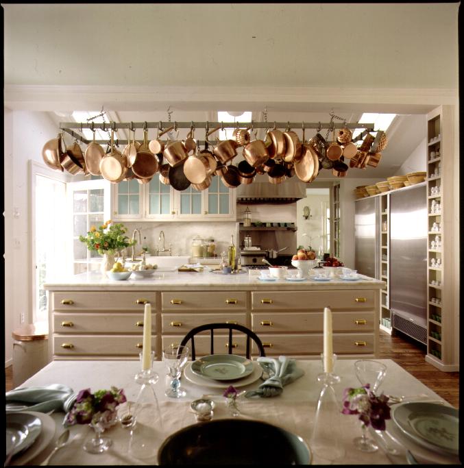 The Inspiration Behind My Kitchen Designs The Martha Stewart Blog Amazing Martha Stewart Kitchen Design