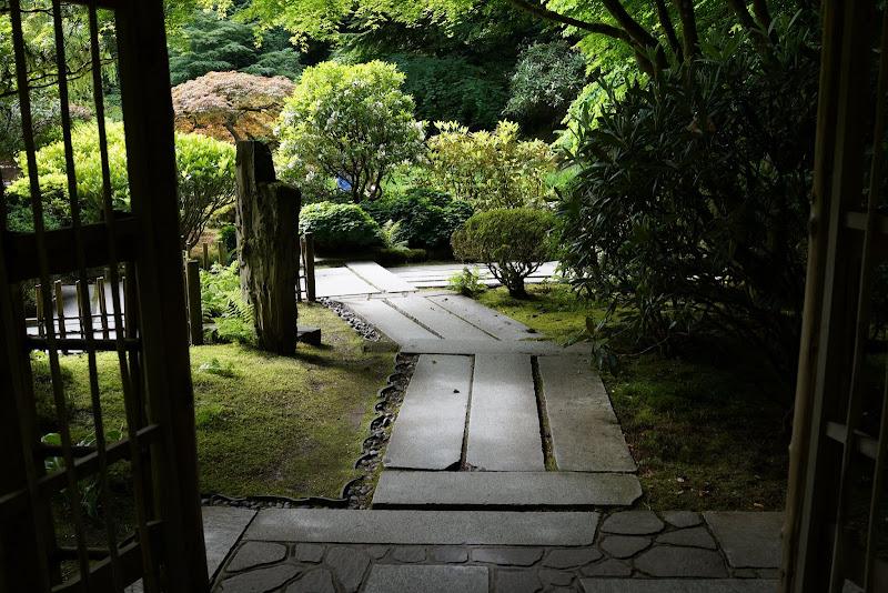 A Walk Through Portland Japanese Garden The Martha