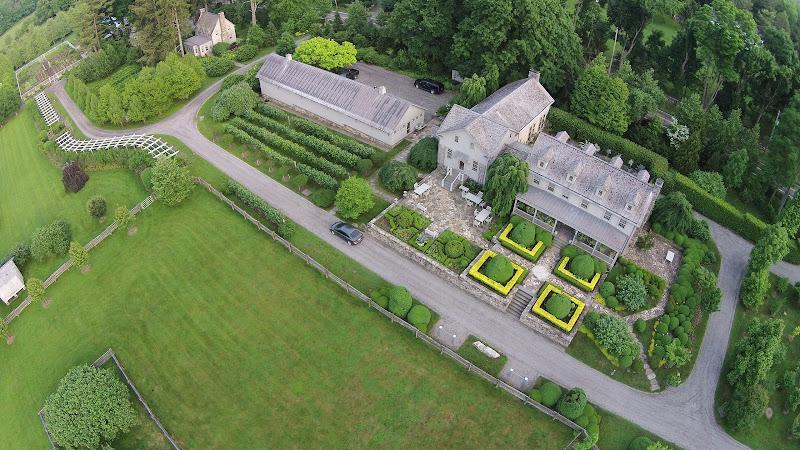 Amazing Aerial Photos Of My Farm The Martha Stewart Blog