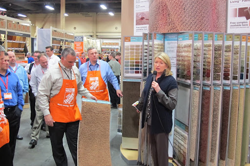 The Home Depot Managers Meeting in Vegas - The Martha Stewart Blog