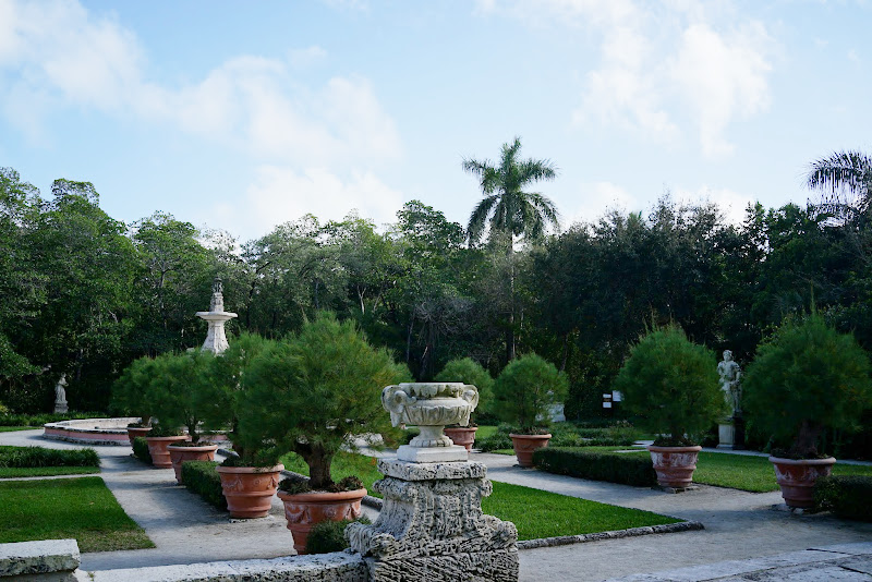 Boom In Pot Terras.The Martha Stewart Blog Blog Archive A Visit To Vizcaya A