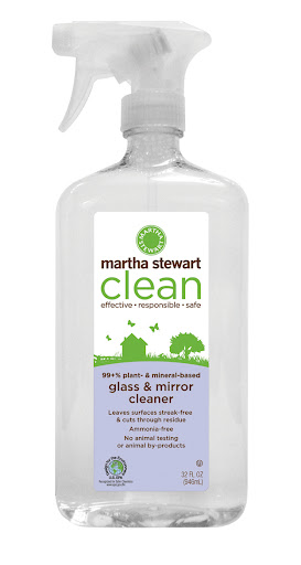 Are you martha clean the martha stewart blog for How to clean bathroom mirror without streaks