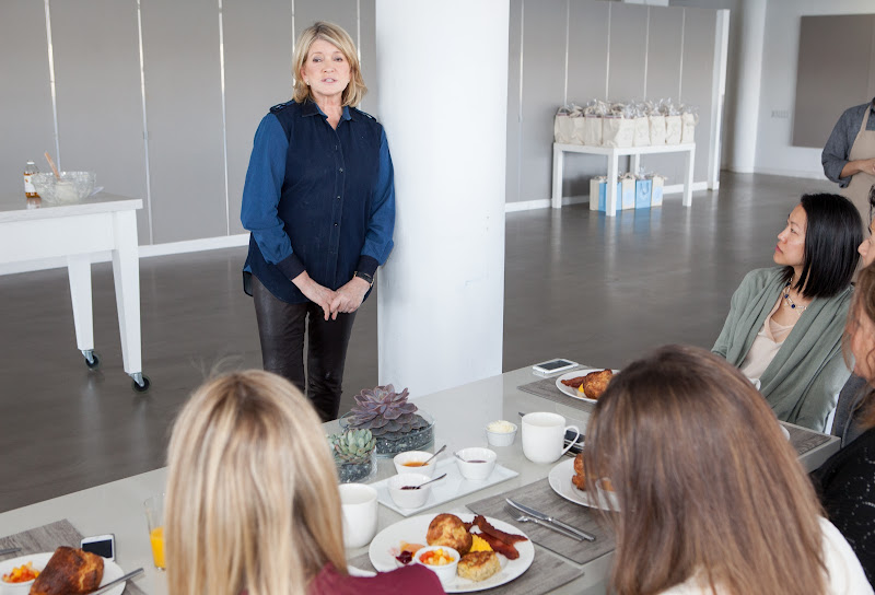 Launching A Second Tv Season A Breakfast With Kitchenaid