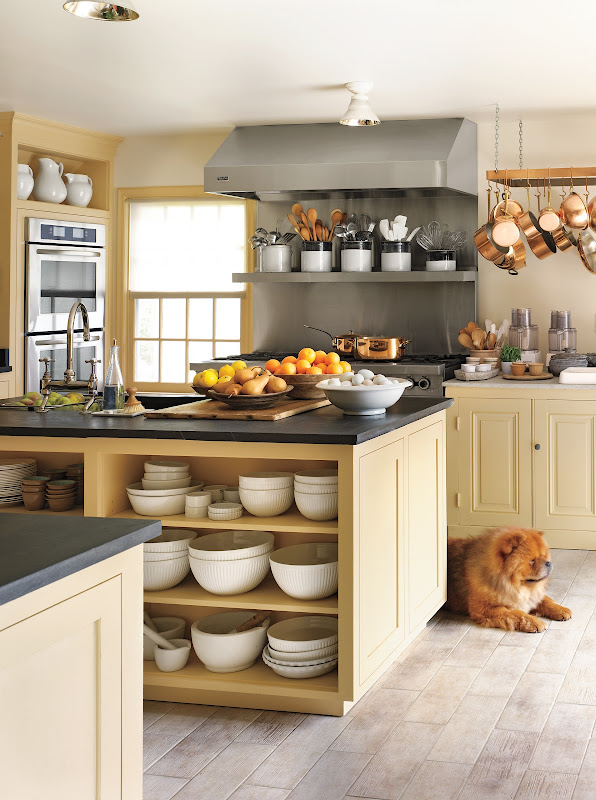 The Inspiration Behind My Kitchen Designs - The Martha ...