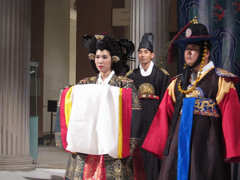 The King of Joseon Dynasty Comes to New York - The Martha Stewart Blog