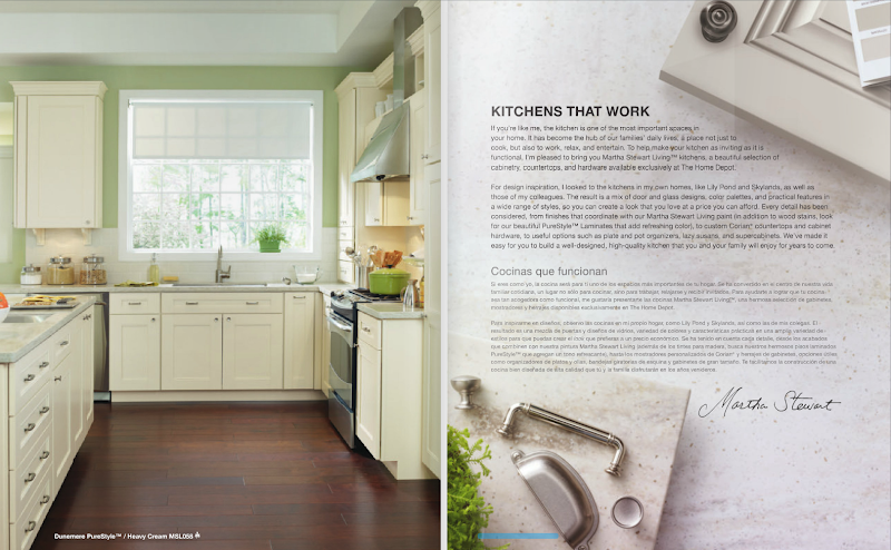 Have You Seen The Martha Stewart Living Kitchens Available ...
