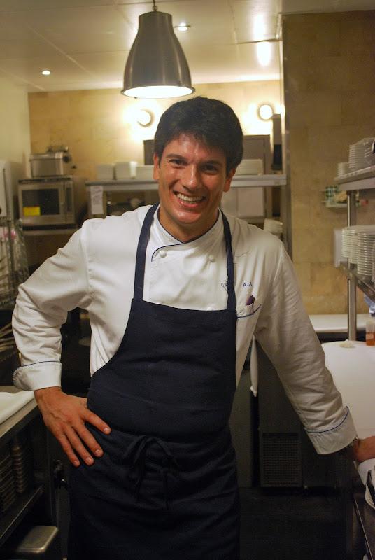 Lunch at la promenade des anglais a fantastic new - Chef de cuisine en anglais ...