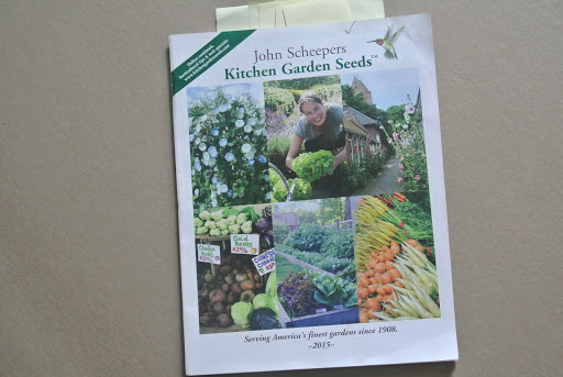 This Year S Seed Packets The Martha Stewart Blog
