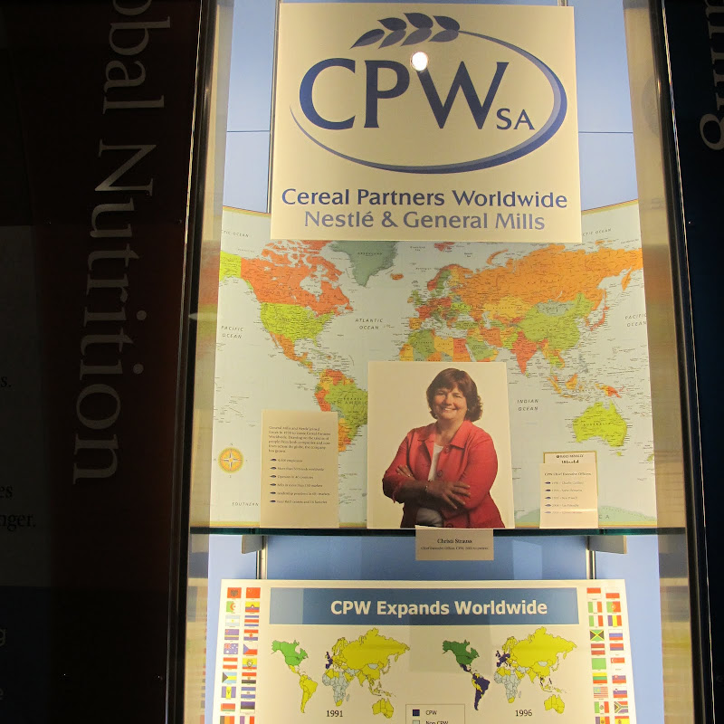 Cereal partners worldwide cpw essay - Term paper Sample