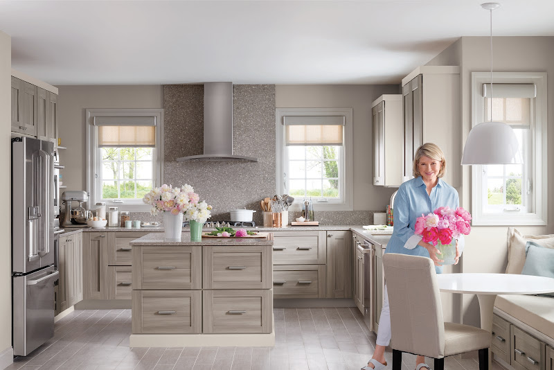 Introducing My Two New Kitchen Designs The Martha Stewart Blog New Newest Kitchen Designs