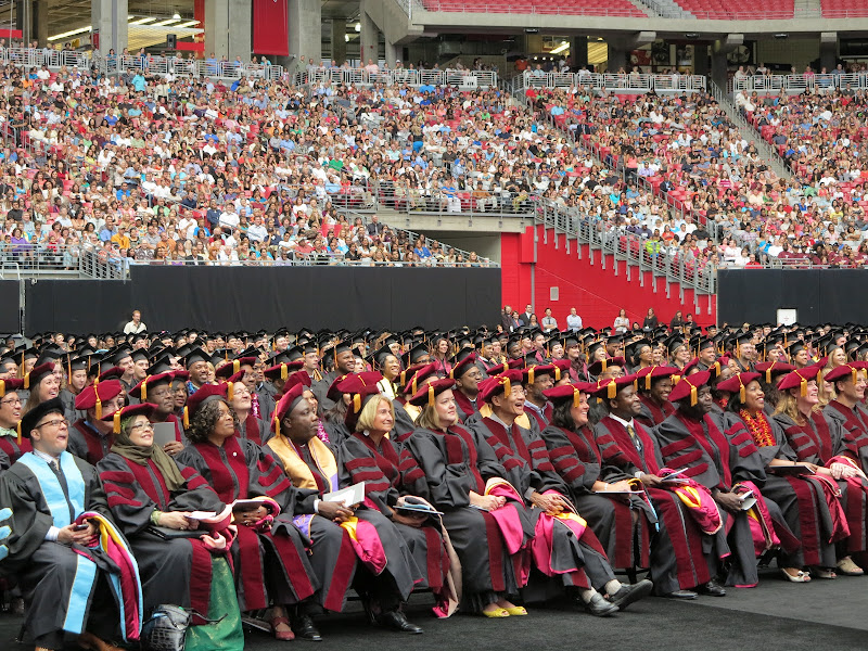 University of Phoenix Commencement - The Martha Stewart Blog