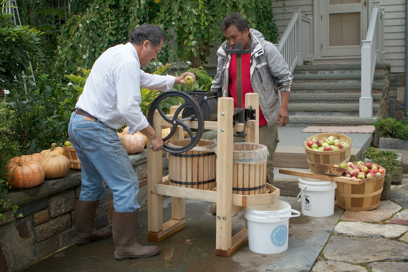 Get Out The Cider Press!