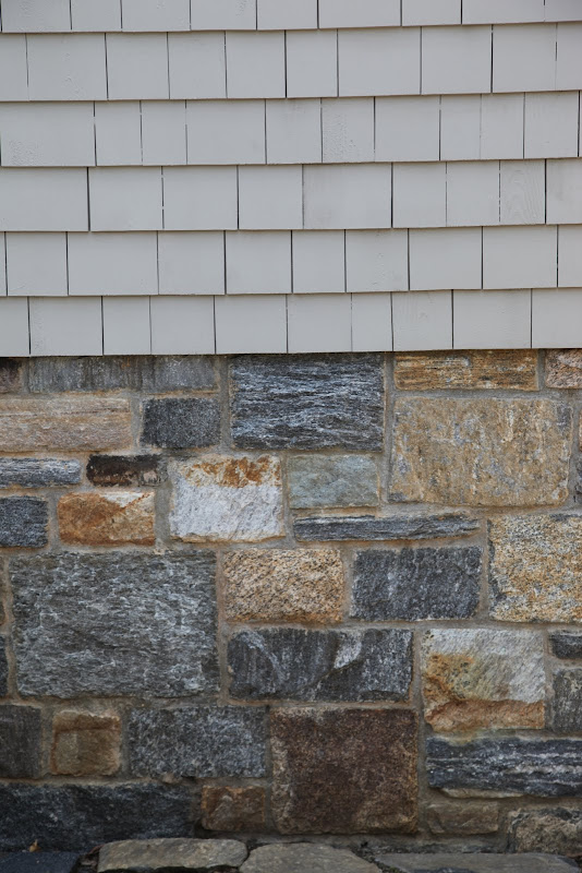 Granite Stone Foundation : The stonework of bedford martha stewart
