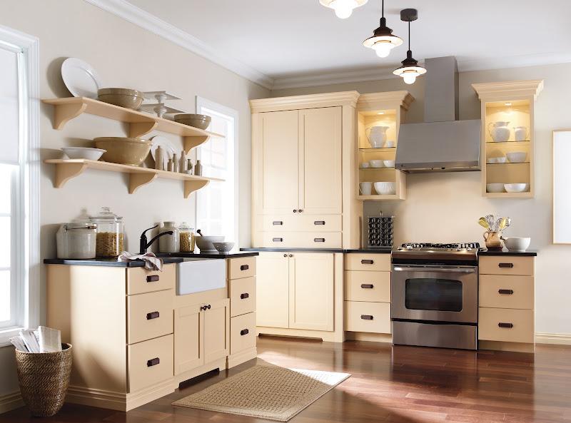 The inspiration behind my kitchen designs the martha for Martha stewart kitchen ideas