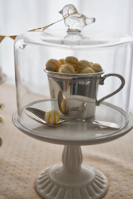 A Martha Stewart Cake Stand Breakfast With Cronuts