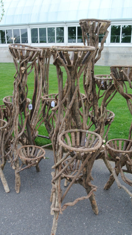 5. The NYBG s 25th Anniversary Antique Garden Furniture Fair   The