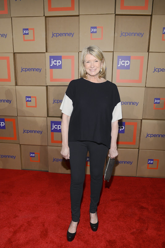 66e1968e71d Attending The jcpenney Home Launch Party - The Martha Stewart Blog