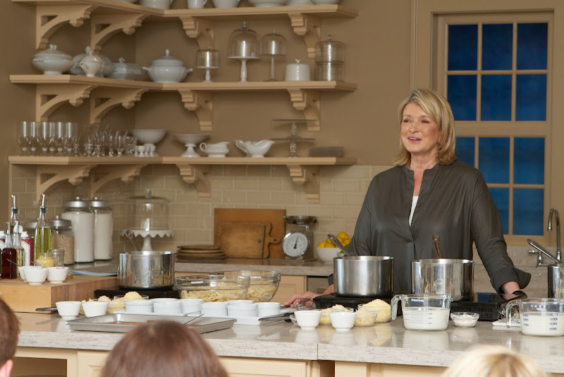 What was the basis of martha stewart s reputation